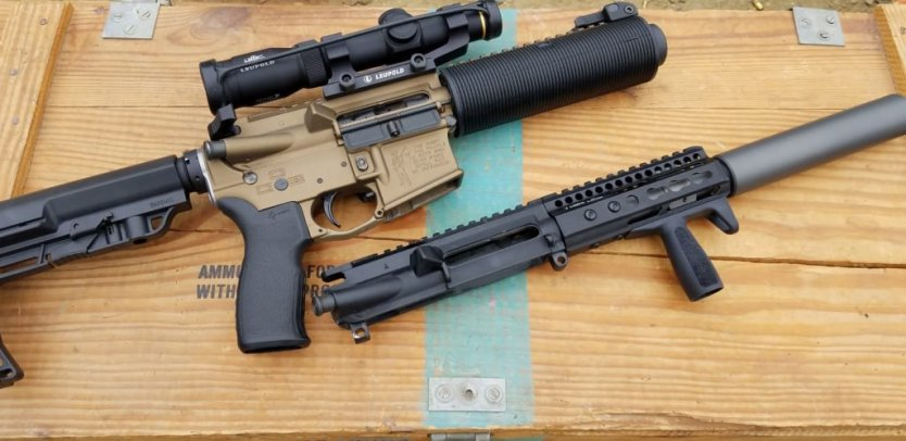 Ultra-short .300 Blackout barrels round-up