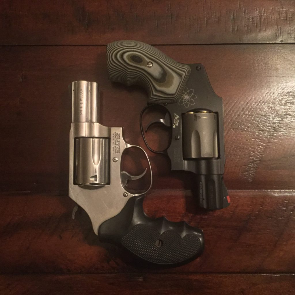 Smith & Wesson Model 340PD Handgun