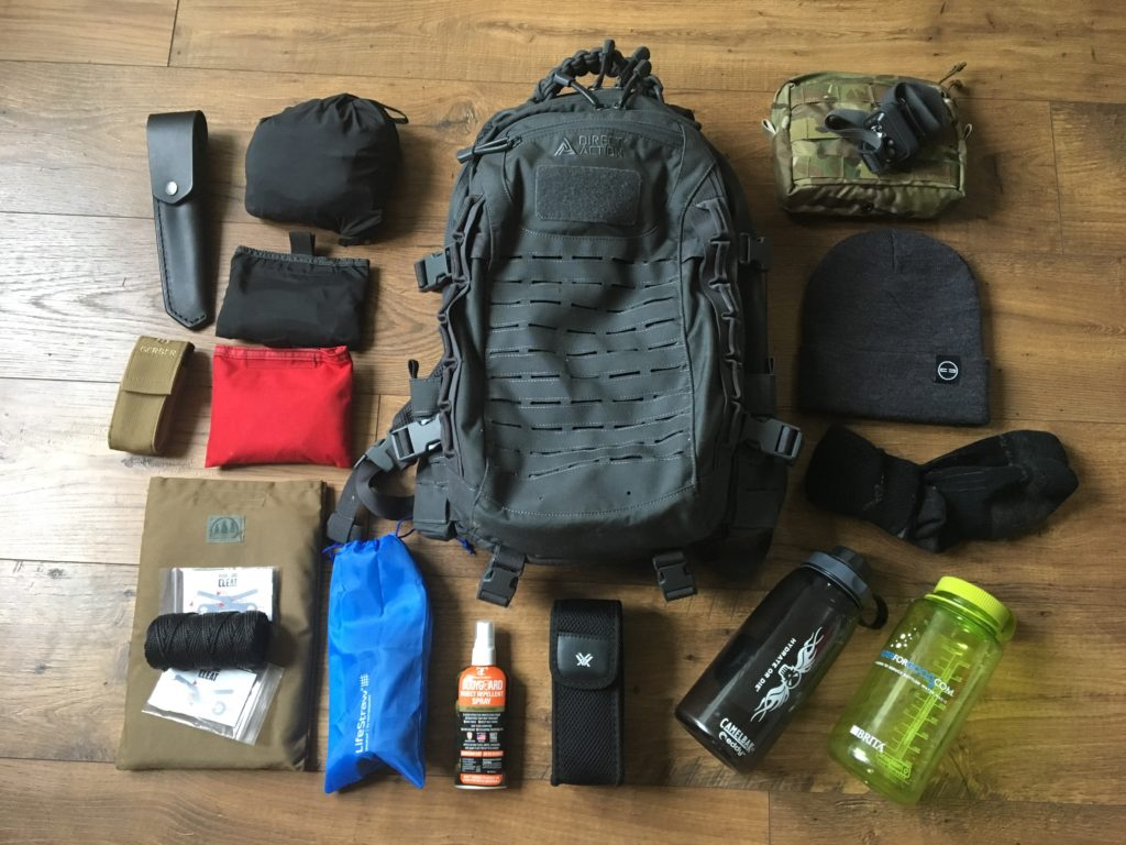 Adventure ready rucking: Get outside, stay fit and practice preparedness