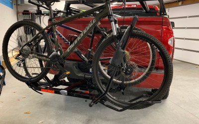 Yakima HoldUp EVO: A bicycle rack built for two