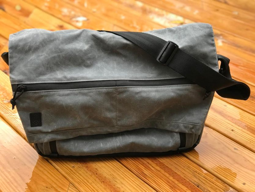 Grey Ghost Gear Wanderer messenger bag