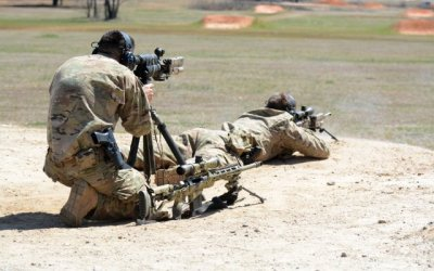 Range estimation simplified from an Army Delta Operator