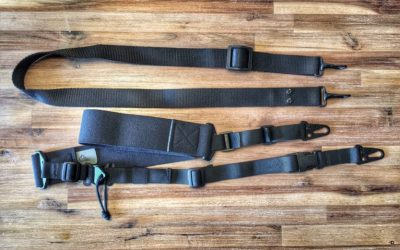 Red Rock Slings: Traditional versus tactical