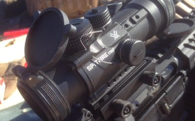 Vortex Spitfire 3x: ACOG on a budget?