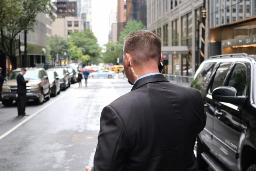 Tactics and Techniques used by the Secret Service