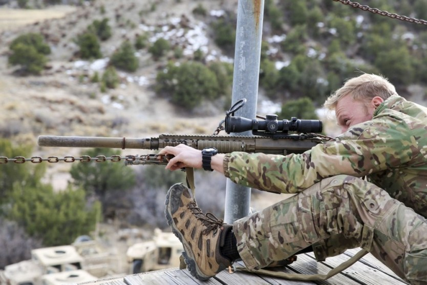 Barrett wins DoD contract for new sniper rifle