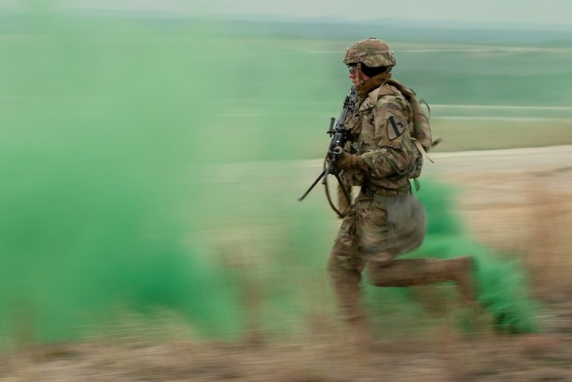 Lifesaver: Army tests new body armor in search of lightness and better protection for soldiers