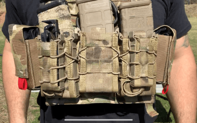 JTactical Tuckable Tourniquet Pouch for law enforcement and military