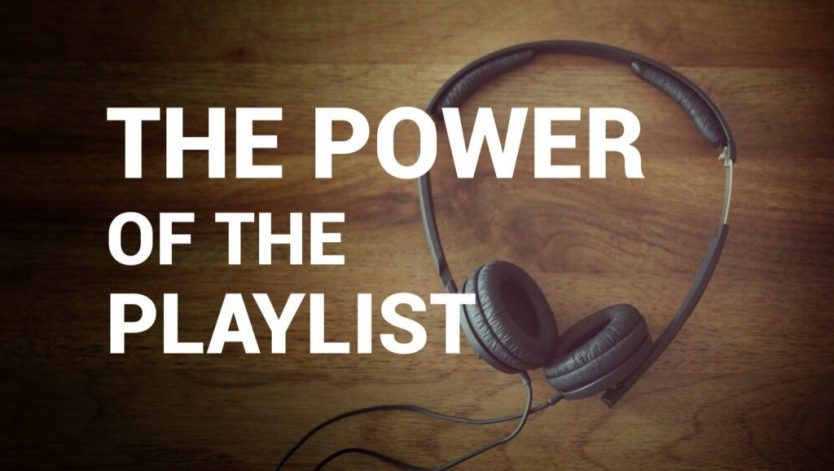 The power of your playlist in the gym