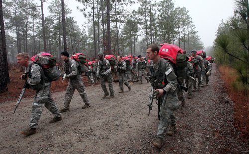 Rucking Questions Answered, More Advice, Practice…Less Worry