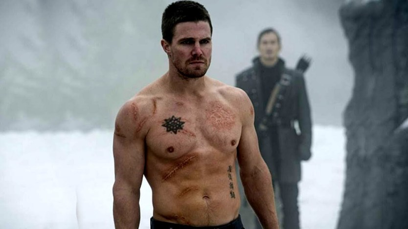 A Superheroes Workout, The Arrow