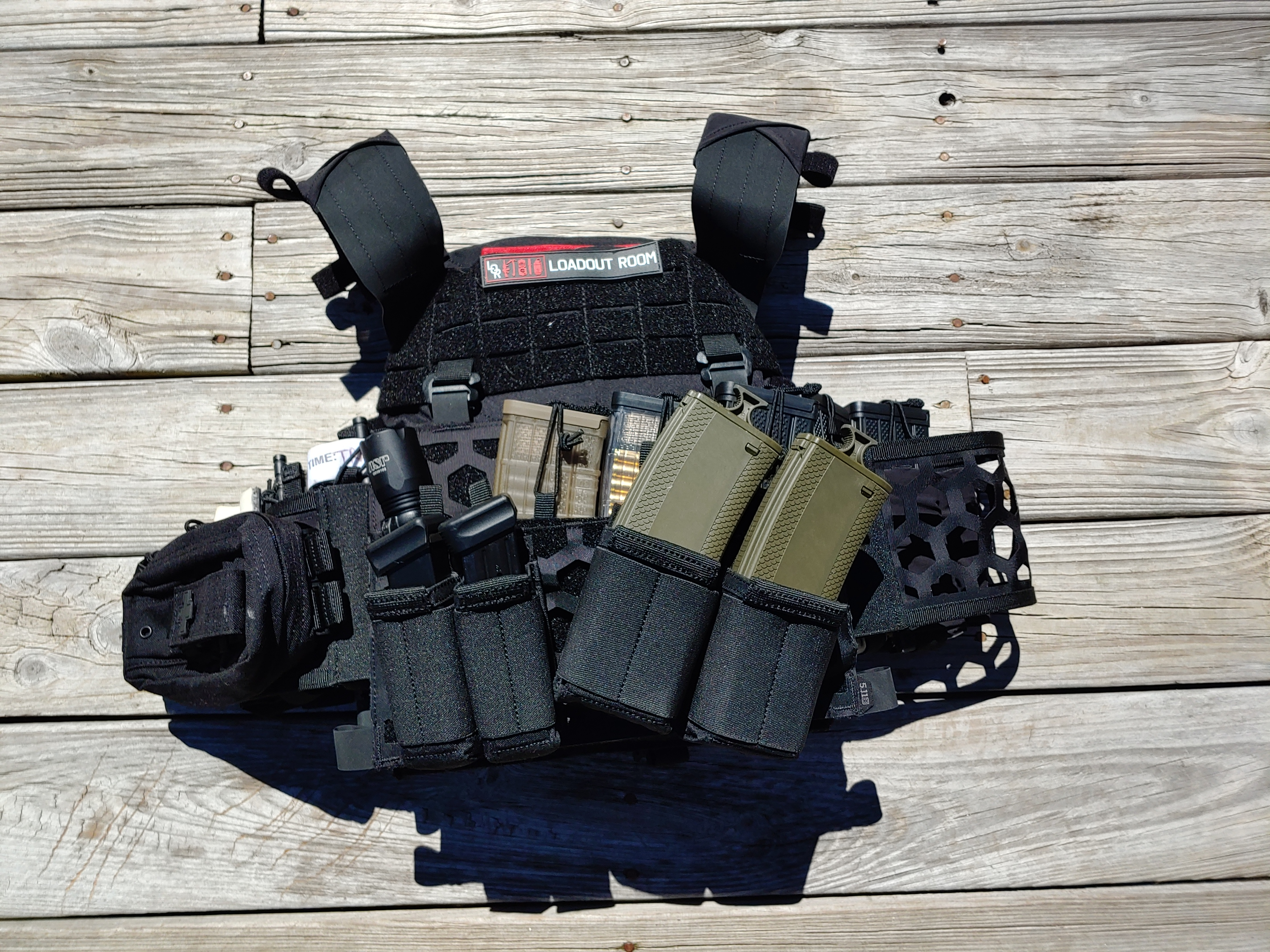 The 5.11 All Missions Plate Carrier