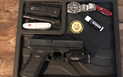 We the people Holsters: EDC Dump Tray