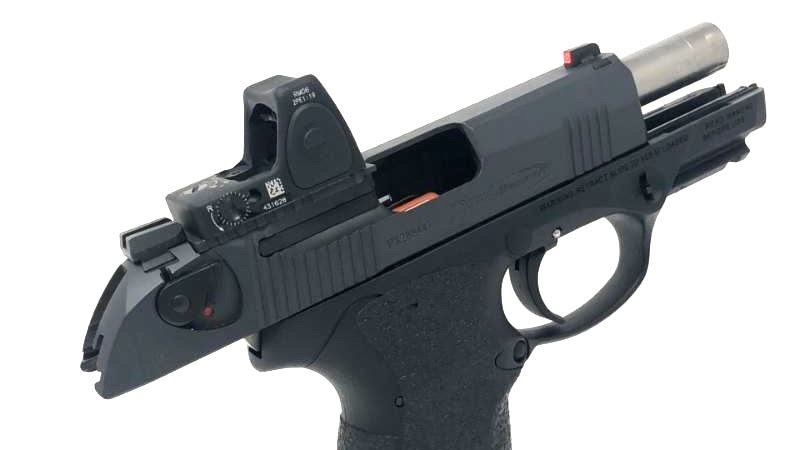 Langdon Tactical Technology Announces Red Dot PX4 Solution