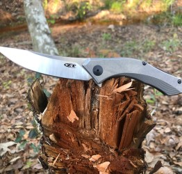 Zero Tolerance 0460TI: An ergonomic folder