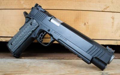 Rock Island Armory's Comfy Cannon, the 6 inch 10mm 1911!