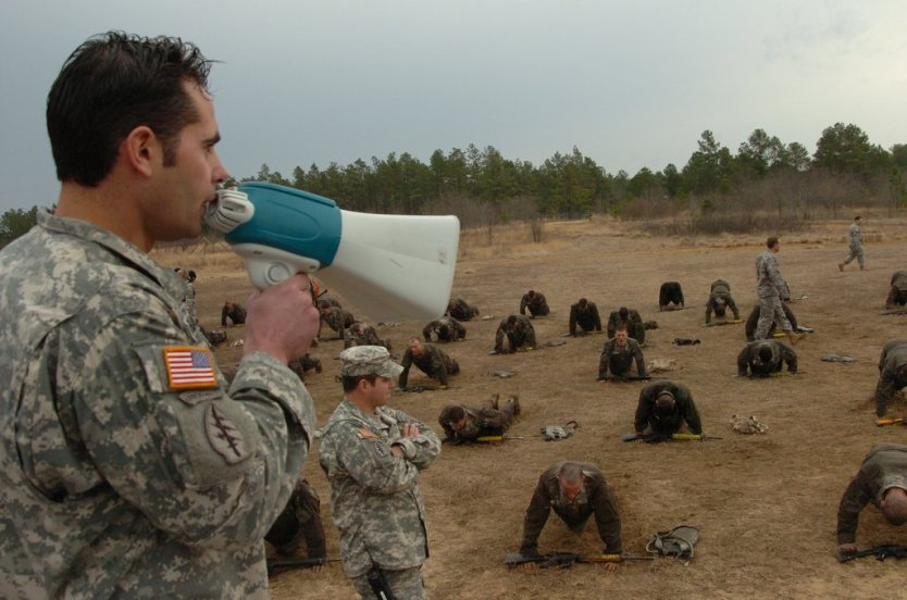 SFAS Wasn't All Serious, Some Funny Cadre Anecdotes