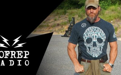 Delta Force stories, guns, and heavy metal with Pat McNamara