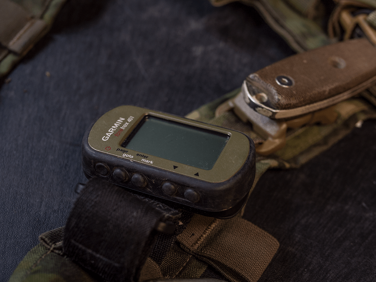 The Garmin Foretrex 401 Wrist Mounted GPS