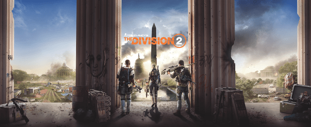 5.11 x Ubisoft's The Division 2