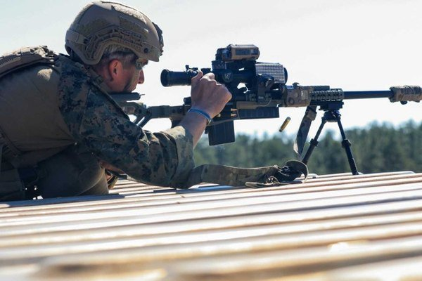USASOC Takes Top Honors in 2019 Sniper Competition