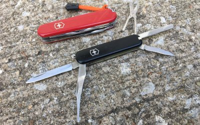 A classic EDC tool | The Swiss Army Knife