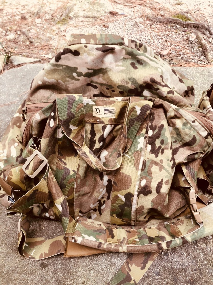 The T3 Gen 2 Kit Bag: A weatherproof kit bag for any operation