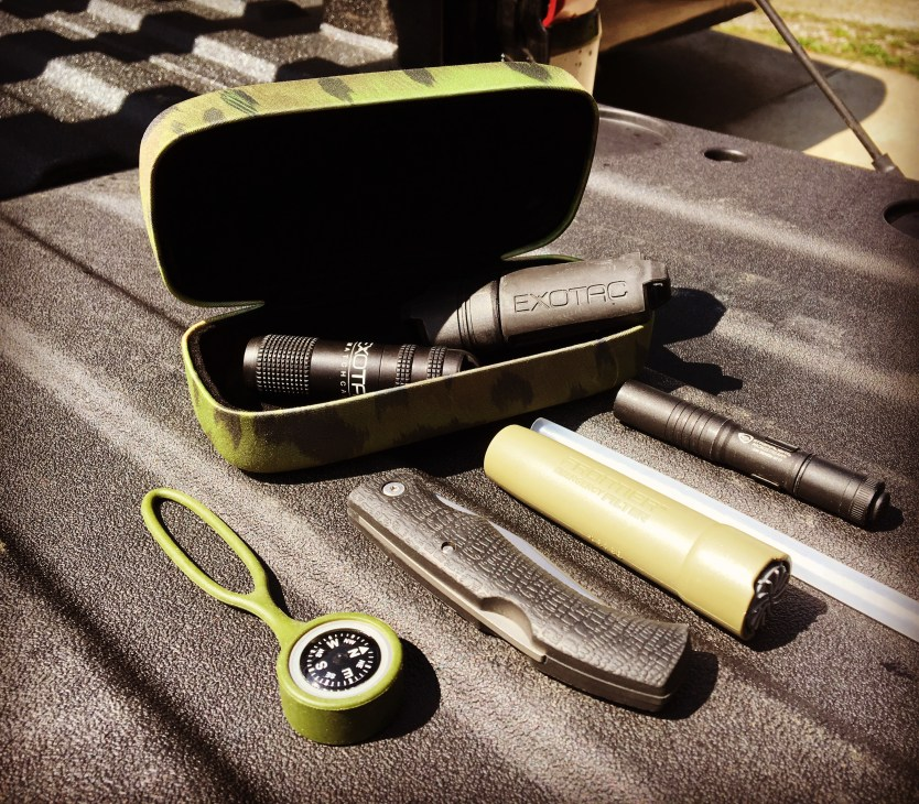 Panthera Silva Eyewear Hardcase survival kit