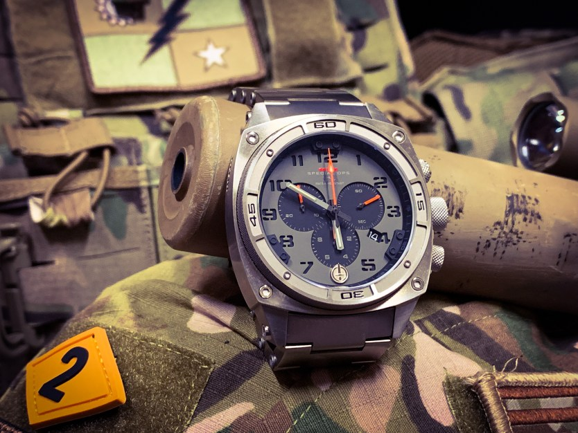 MTM Watch Predator II | Combat Tactical Precision