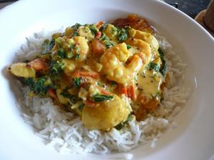 best prawn curry