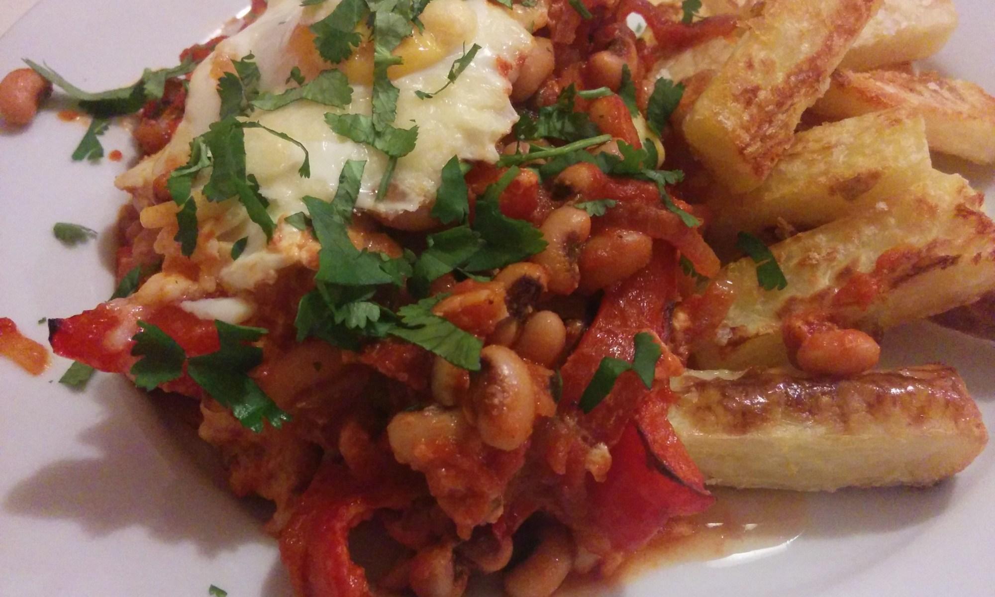 chorizo and bean chilli