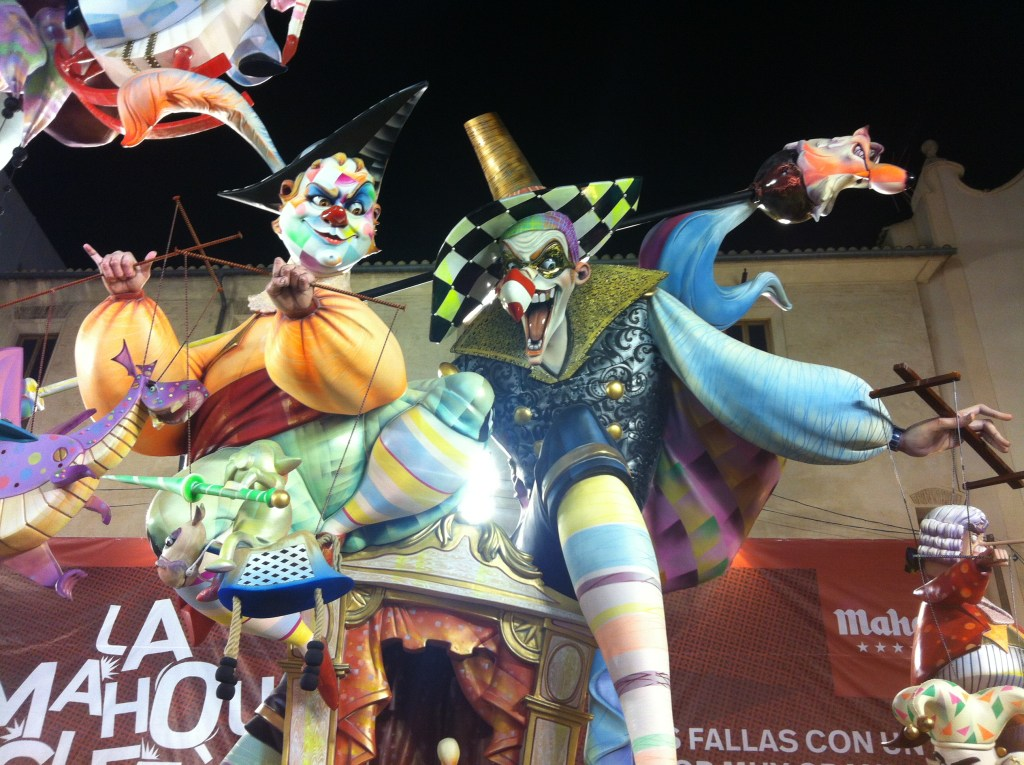 Why Las Fallas Are Much More Than Giant Sculptures