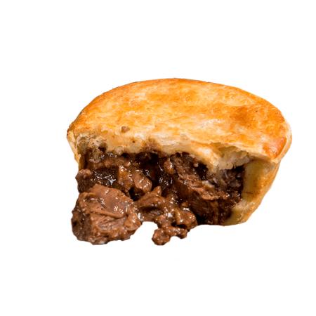 banting pepper steak pie