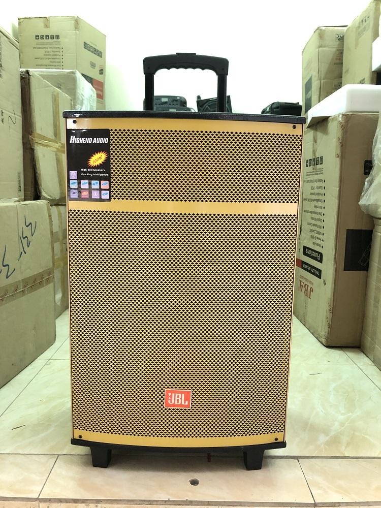 Loa kéo JBL J1504 Bass 40 công suất khủng