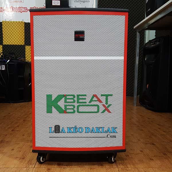 loa keo karaoke di dong beatbox kb40