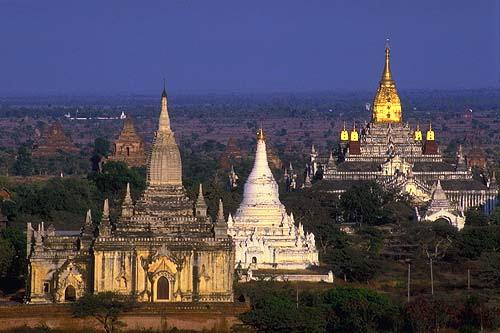 Kinh đô cổ đại Bagan