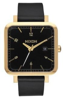 Nixon Ragnar Leather Watch