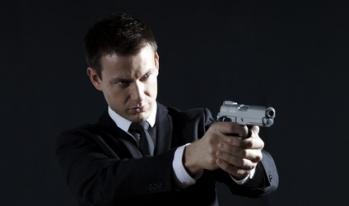 FBI Hunts Loan Ranger Bandit