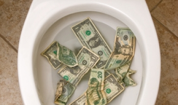 Maryland Offers Personal Loans for Toilets