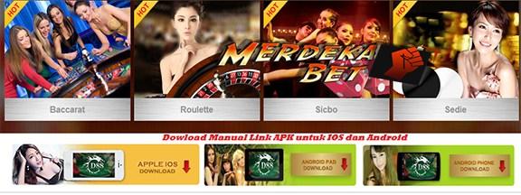 download manual - Cara Daftar dan Bermain Casino GD88 Lewat HP