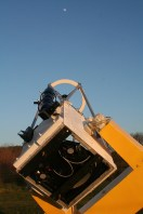 Un télescope de 400 mm