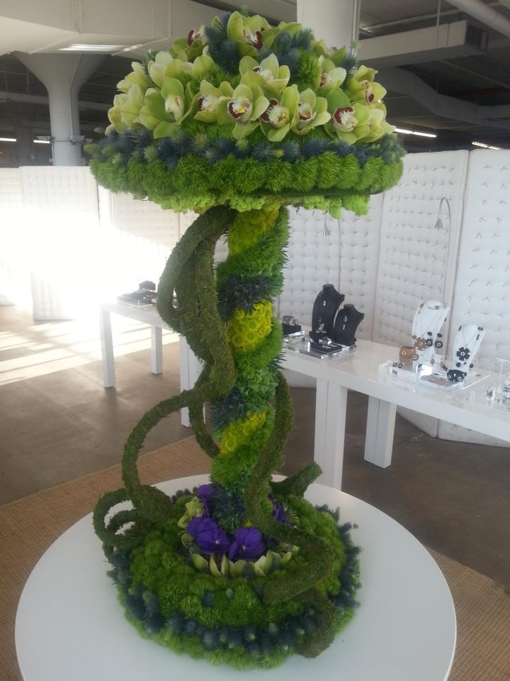 LOasis Floral Design For John Hardy LOasis Floral Design