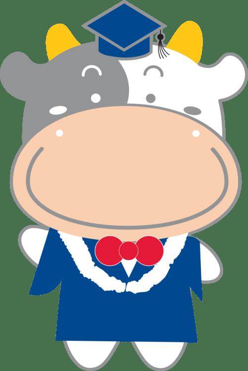 Little Oxbridge Mascot