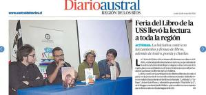 Exitosa presentación de Calíope en Valdivia