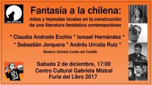 Conversatorio: Fantasía a la chilena