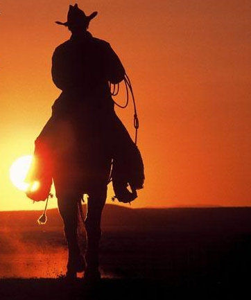 cowboy20sunset200
