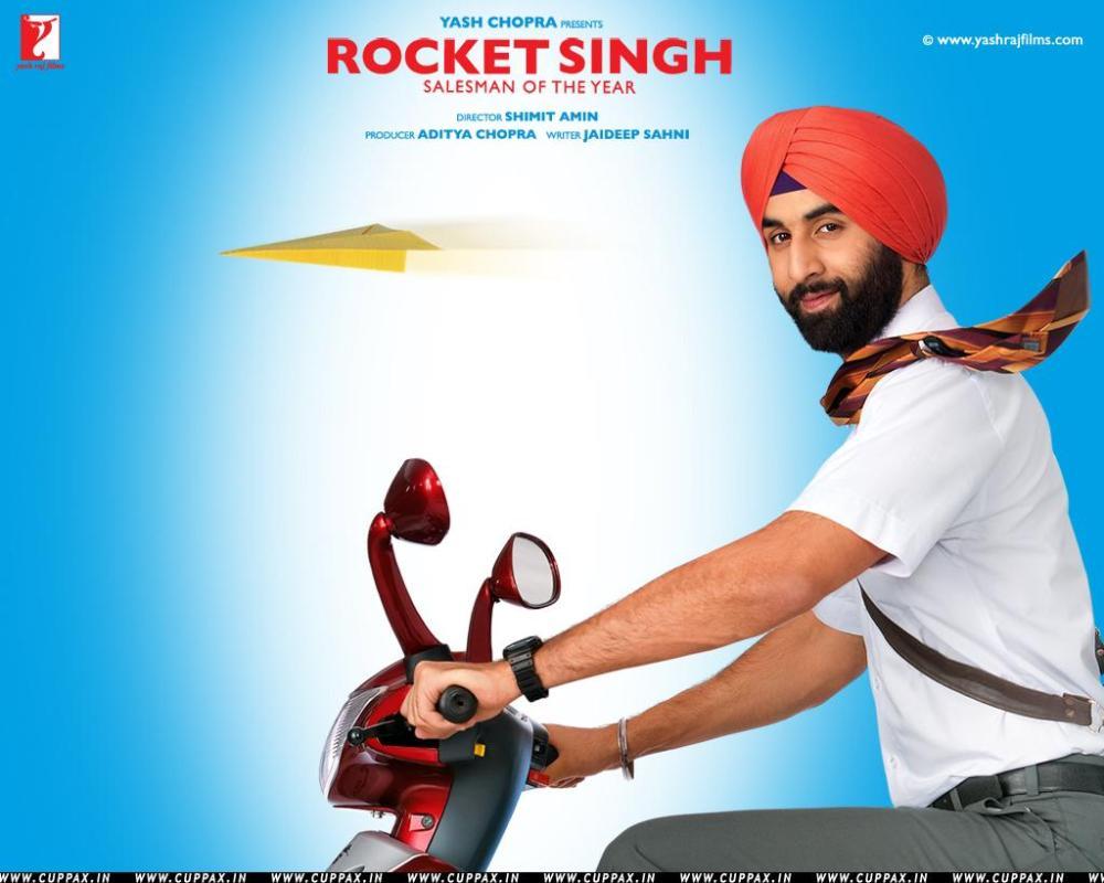 Rocket Singh: Salesman of the Year (2009) (1/4)