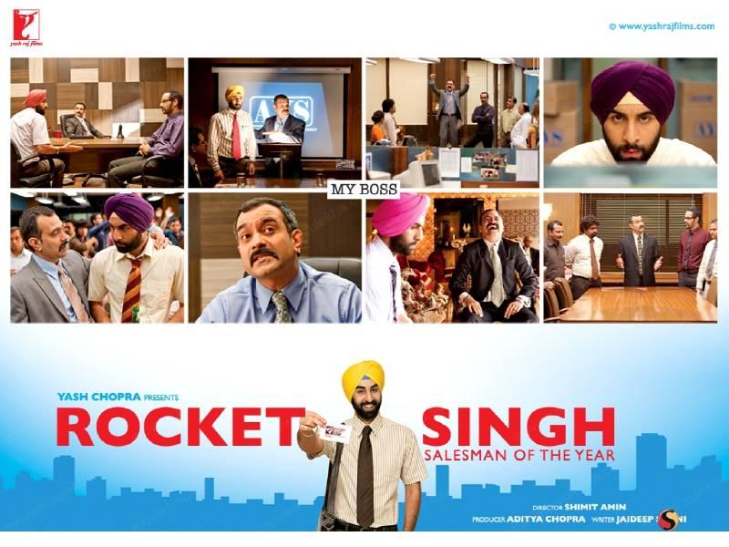 Rocket Singh: Salesman of the Year (2009) (4/4)