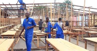 La Place de la Voix du Congo :  Un nouveau lieu de négoce