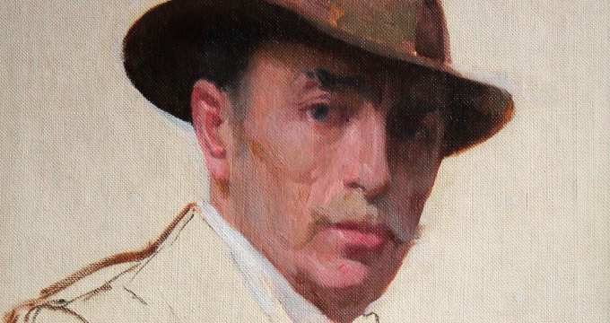 Museo de la Universidad de Alicante expone obras poco conocidas del pintor alcoyano Ferran Cabrera Cantó